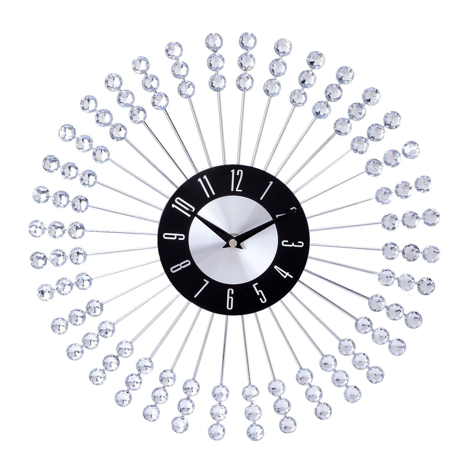 Sphere Wall Clock 15x15 in new markdowns promotions