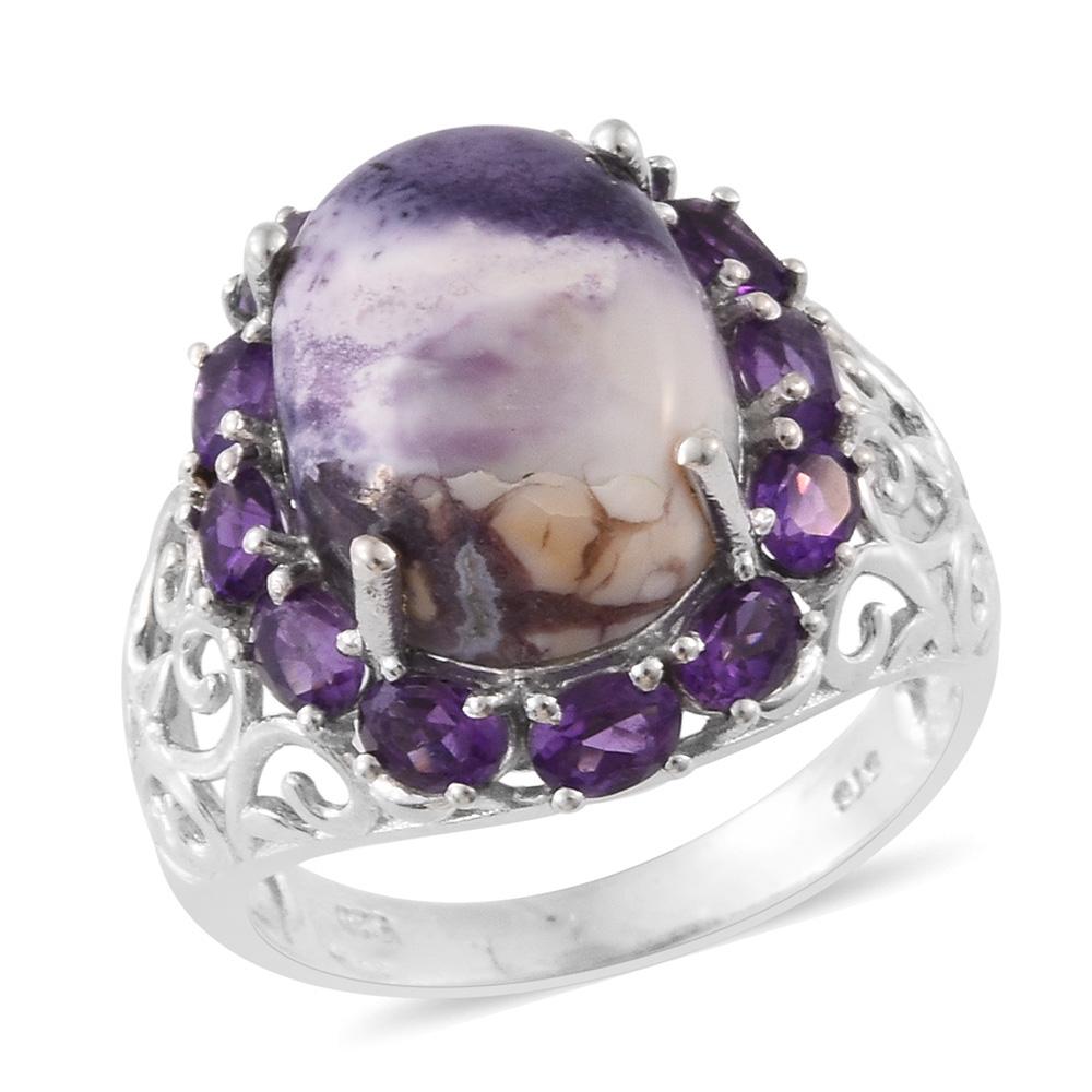 Utah Tiffany Stone Ring
