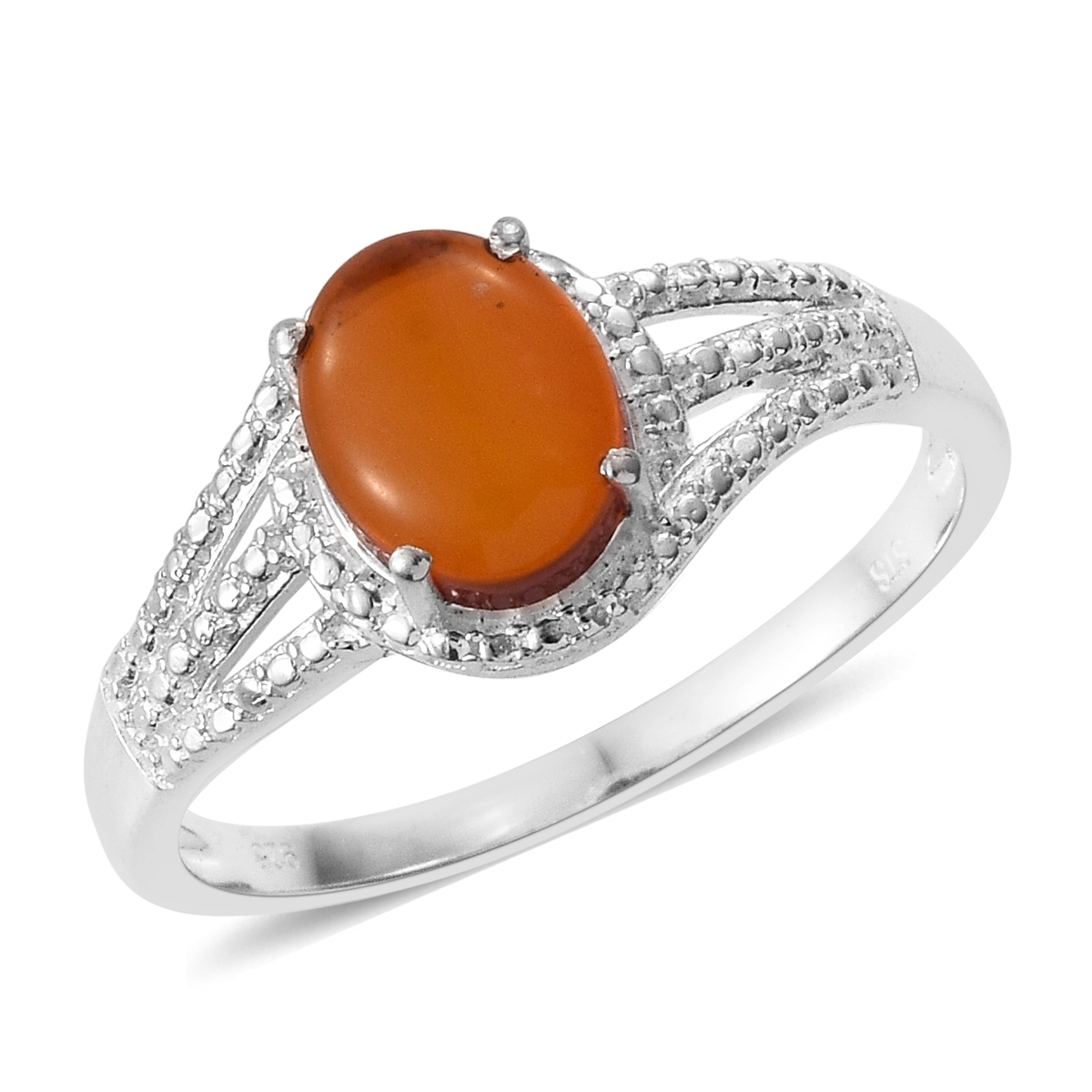 720735cb3 Baltic Amber Sterling Silver Ring (Size 9.0) | Solitaire | Rings | Jewelry  | online-store | Shop LC