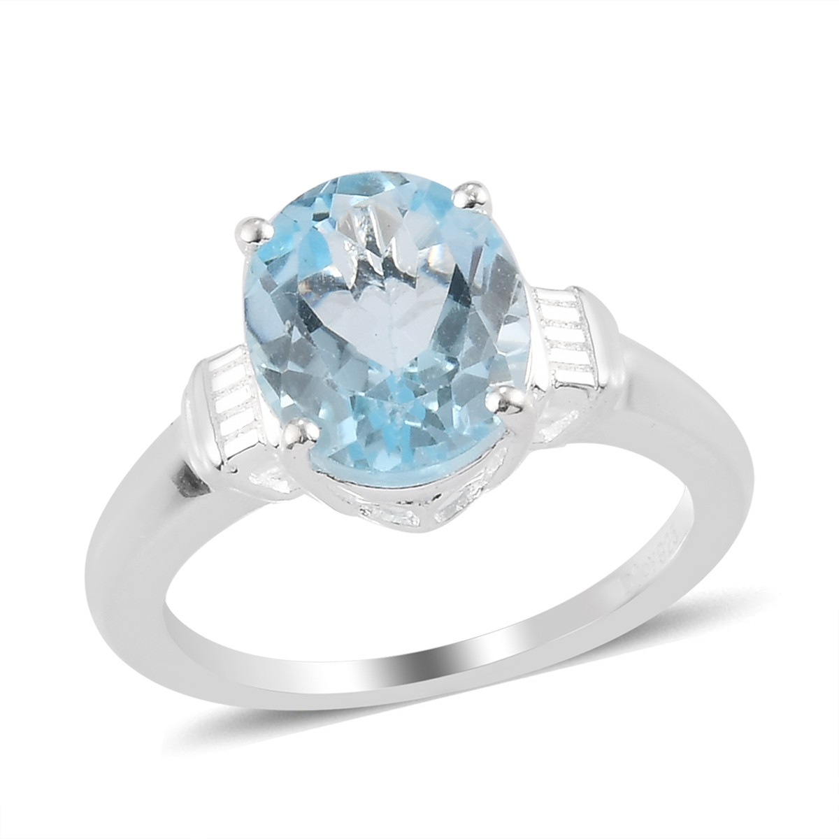 925-Sterling-Silver-Oval-Sky-Blue-Topaz-Solitaire-Promise-Ring-Jewelry