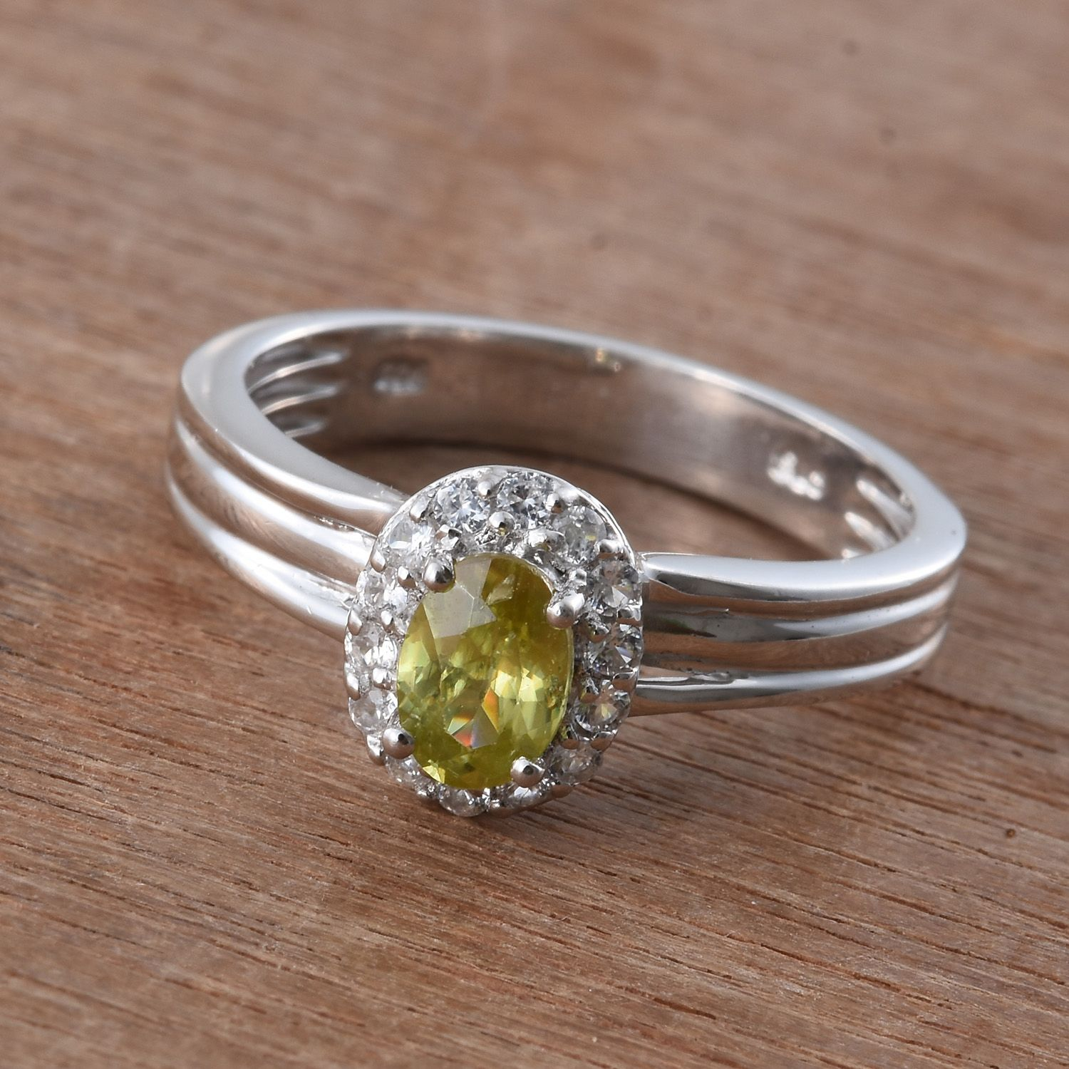 sphene tiny diamond product rings june ring colby