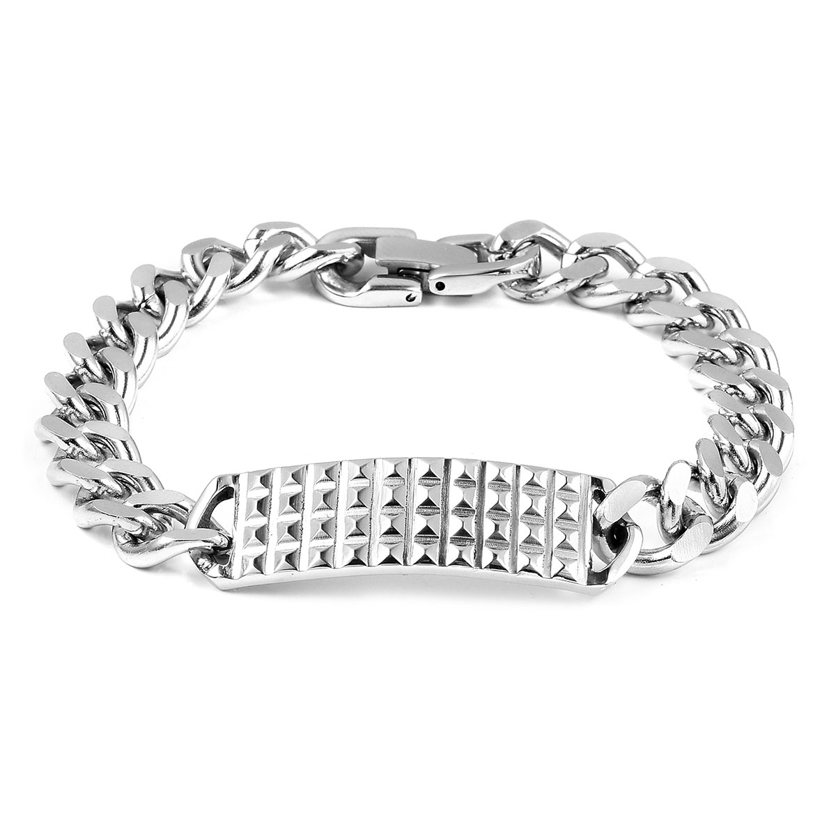 Men-039-s-Bracelet-8-034-Chain-Pendant-Necklace-24-034