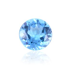 Electric Swiss Blue Topaz (Rnd 10 mm)