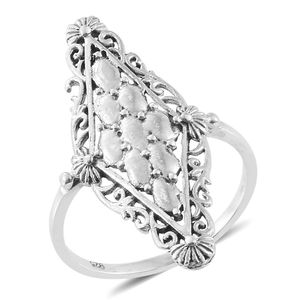 Sterling Silver Ring (Size 8.0)