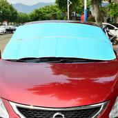 All Season Windshield Cover (Blue)