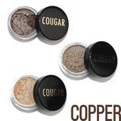 Cougar Beauty Copper Eye Shadow Trio With Brush
