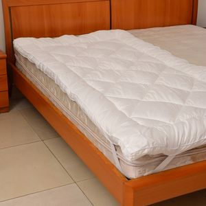 SmartKool Cooling Fabric Mattress Topper-Twin