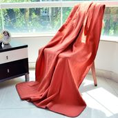 Orage 100% Polyester Throws (51.18x66.92 in)