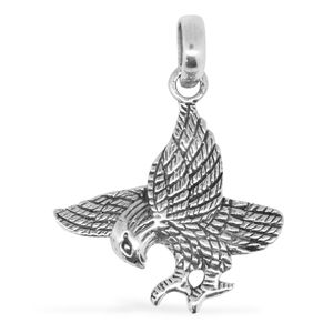 Bali Legacy Collection Sterling Silver Eagle Pendant without Chain (2.7 g)