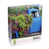 Flora Truck Puzzle