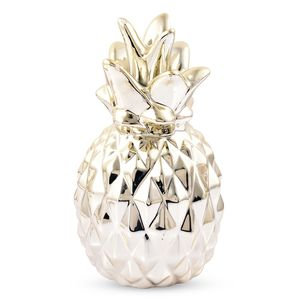 Pineapple Coin Bank (5.5 in)