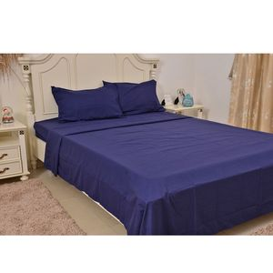 Dark Blue Ultra Soft Innovative Sheet Set (Full)