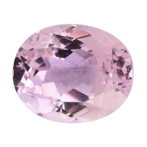 Kunzite Oval 11x9 mm  TGW 4.52 Cts.