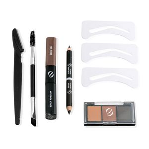 MGI Eyebrow Defining Kit 10 Piece Set