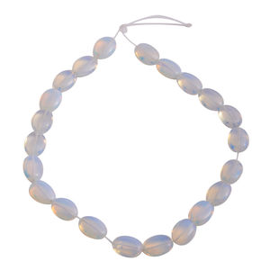 Gem Workshop Opalite 17.5mm Bead Strand 16-inch 225.00 ct tw