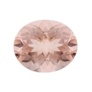Marropino Morganite (Ovl 12x10 mm) TGW 4.00 cts.