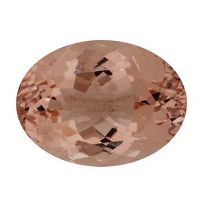 AAAA Marropino Morganite (Ovl 16x12 mm) TGW 9.10 cts.