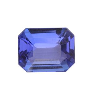 Tanzanite (Oct 10x8 mm 3A) TGW 3.41 cts.