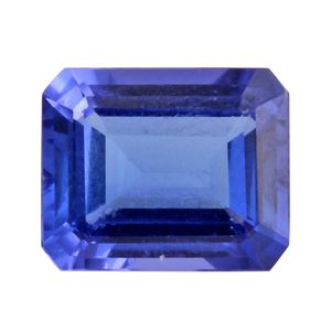 Tanzanite (Octagon 10x8 mm 3A) TGW 3.20 cts.