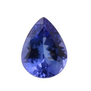 Premium AAA Tanzanite (Pear 8x6 mm) TGW 1.05 cts.