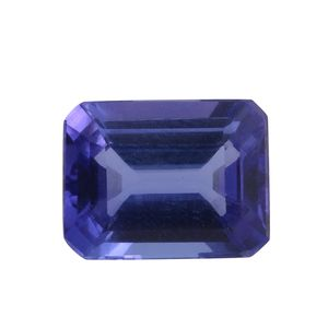 Tanzanite Octagon 9x7 mm 3A TGW 2.51 cts.