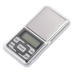 Multi-Functional Electronic Scale (AAA Batteries Not Included)