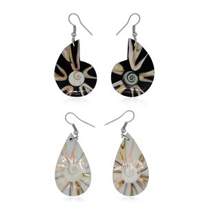 Bali Legacy Collection Set of 2 Shiva Eye's Stainles Steel Earrings