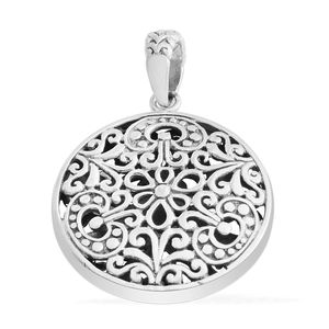 Bali Legacy Collection Sterling Silver Pendant without Chain (3.9 g)
