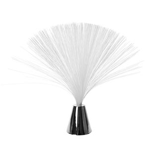 White Mini Fiber Optic Light (Requires 3AAA Batteries) (Not Included)