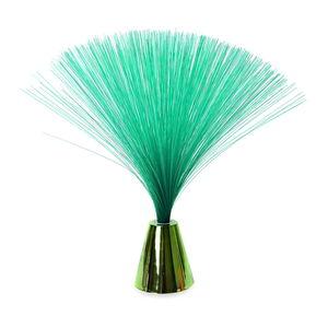 Green Mini Fiber Optic Light (Requires 3AAA Batteries) (Not Included)