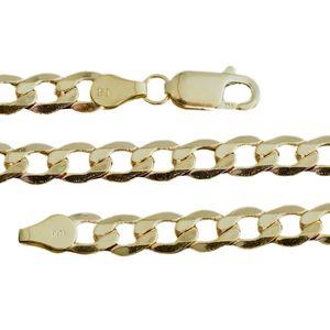 14K YG Cuban Chain (26 in) (6.1 mm)