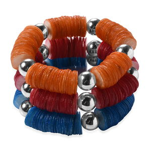 Set of 3 Handcrafted Capiz Shell Bracelet