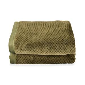 Green Microfiber Flannel Blanket (59.05x78.74 in)